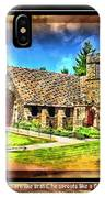 Mystic Church - Featured In Comfortable Art Group IPhone Case
