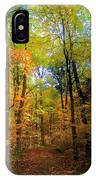 Mystic Fall IPhone Case