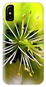Mystic Hellebores IPhone Case