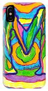Mystic M IPhone Case