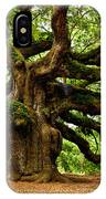 Mystical Angel Oak Tree IPhone Case