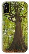 Mystical Forest Tree IPhone Case