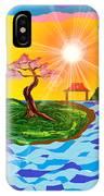 Mystical Island IPhone X Case