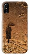 Mystical Journey Of The Shadow Of Your Soul In Extraneous World IPhone Case