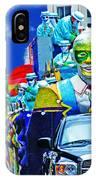 Mystique Rolls IPhone Case