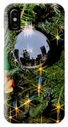 N Y C Ornament IPhone Case