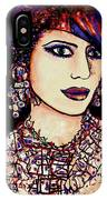 Nadira IPhone Case