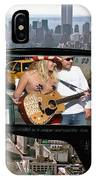 Naked Cow Girl IPhone Case