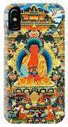 Namo Amitabha Buddha 24 IPhone Case
