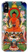 Namo Amitabha Buddha 40 IPhone Case