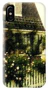 Nantucket Cottage IPhone Case
