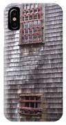 Nantucket Olde Gaol Windows IPhone Case