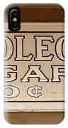 Napoleon Cigars IPhone Case