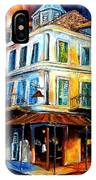 Napoleon House IPhone Case