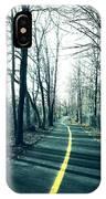 Narrow Path IPhone Case