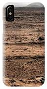 Nasa Mars Panorama From The Mars Rover IPhone Case