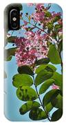 Nashville Flowers IPhone Case