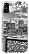 Nashville From The Shelby Bridge IPhone Case