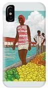 Nassau Woman IPhone Case