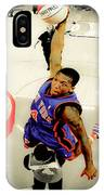 Nate Robinson IPhone Case