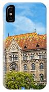 National Archives Of Hungary IPhone Case