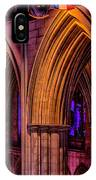 National Cathedral Arches IPhone Case