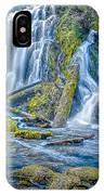 National Creek Falls IPhone Case