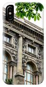 National Library In Vienna Austria IPhone Case