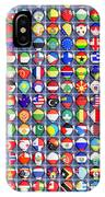Nations United IPhone Case