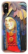 Native American Artwork IPhone Case