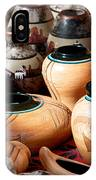 Native American Pottery Sale IPhone Case