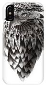 Native American Shaman Eagle IPhone Case