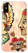 Native Flash Sheet IPhone Case