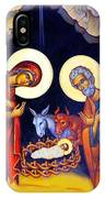 Nativity Feast IPhone Case