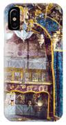 Nativity Grotto 1950 IPhone Case