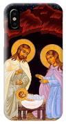 Nativity Night IPhone Case