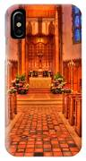 Nativity Of Our Lord Church IPhone Case