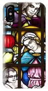 Nativity Window IPhone Case