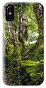 Natural Emeralds. I Wicklow. Ireland IPhone Case
