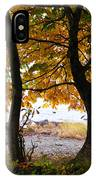 Natural Framing IPhone Case