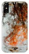 Natural Paint Daubs IPhone Case
