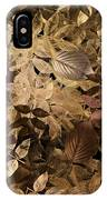 Naturaleaves - Gla02f IPhone Case