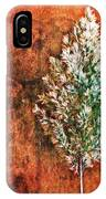 Nature Abstract 48 IPhone Case