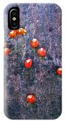 Nature Abstract 49 IPhone Case