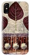 Nature Canvas - 01m4 IPhone Case