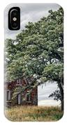 Nature Encroaches - 2 IPhone Case