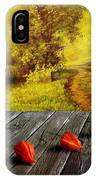 Nature Exhibition IPhone Case