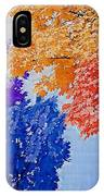 Nature In Its New Colors IPhone Case