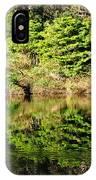 Nature Mirrored IPhone Case