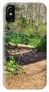 Nature Path IPhone Case